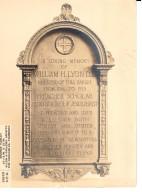 In Loving Memory of William H. Lyon D.D.