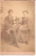 Roy W. McKinney and W. R. Shaw