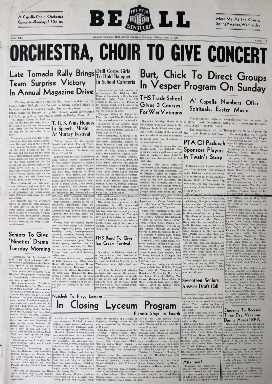 Tilghman Bell - April 5, 1946