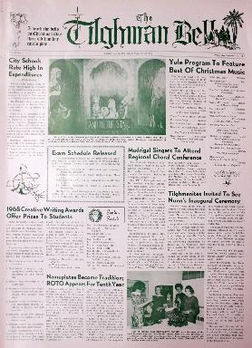 Tilghman Bell - December 20, 1967