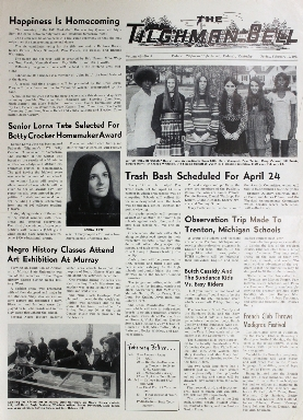 Tilghman Bell - February 19 1971
