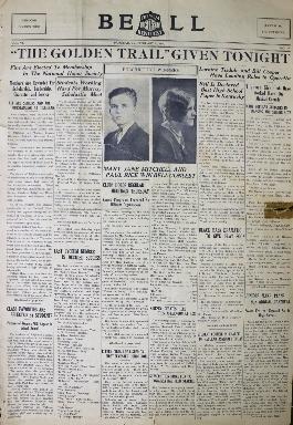 Tilghman Bell - February 21 1930