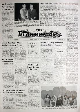 Tilghman Bell - February 21 1969