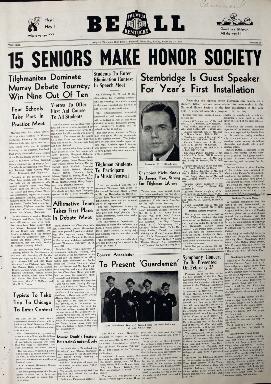Tilghman Bell - February 22 1946