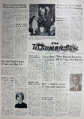 Tilghman Bell - April 8, 1966