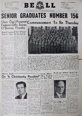 Tilghman Bell - May 29, 1946