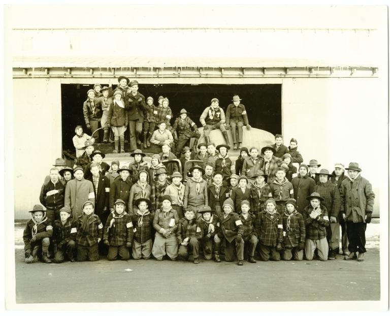 Boy Scout Defense Services