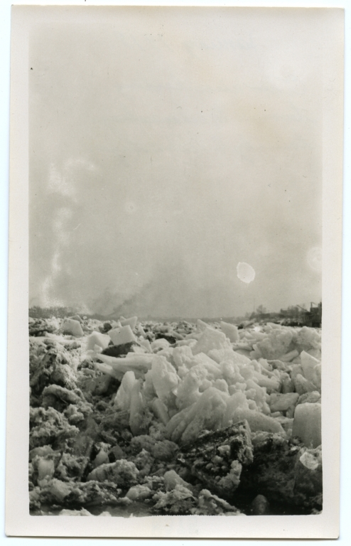 Ohio River, Frozen
