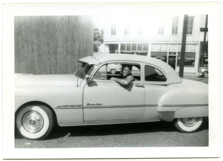 John and the Pontiac Eight