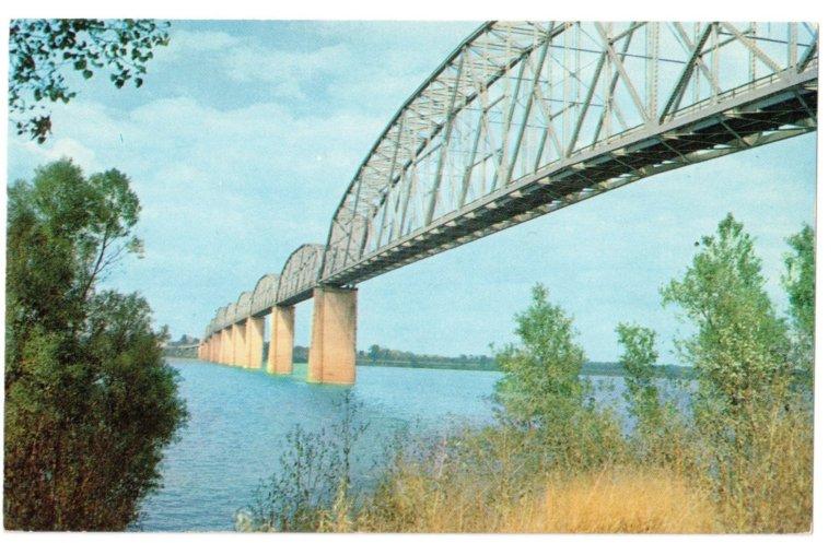 Irvin S. Cobb Bridge near Paducah, KY