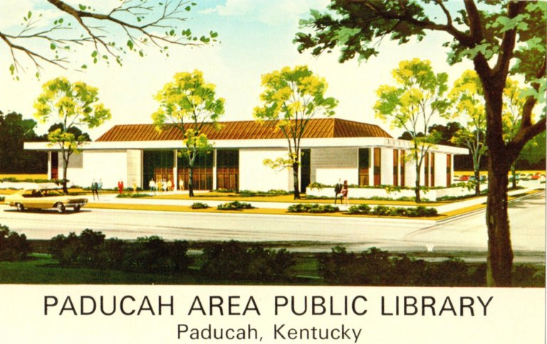 Paducah Area Public Library, Paducah, Kentucky