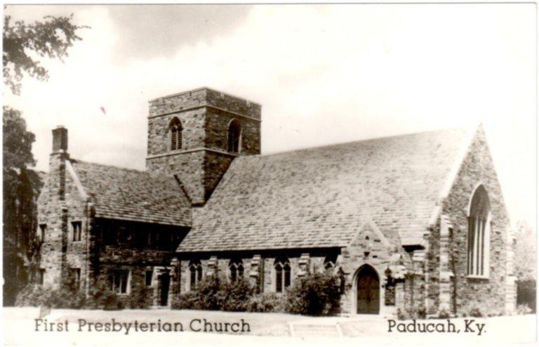 First Presbyterian Church, Paducah, KY