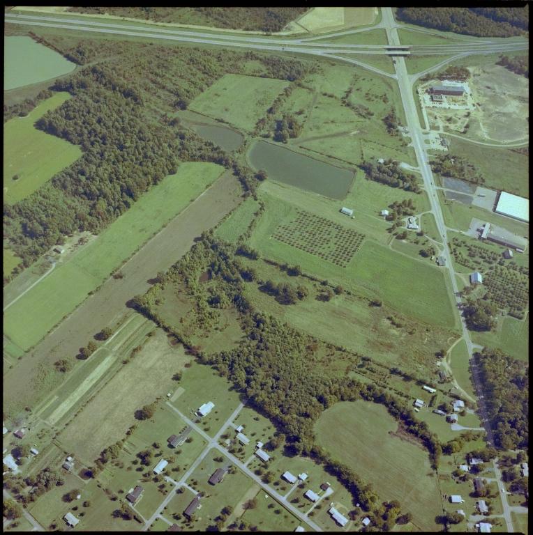 Site of Kentucky Oaks Mall