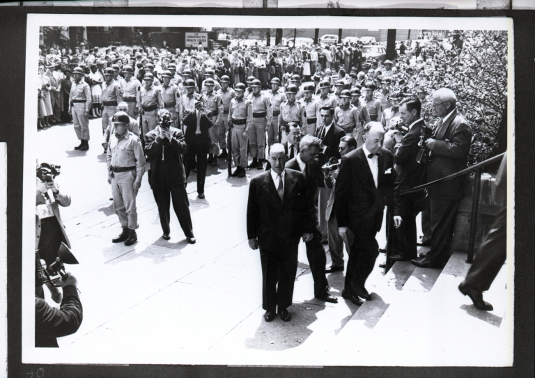 Funeral of Alben Barkley
