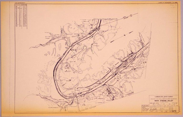 Cumberland River Survey 5679