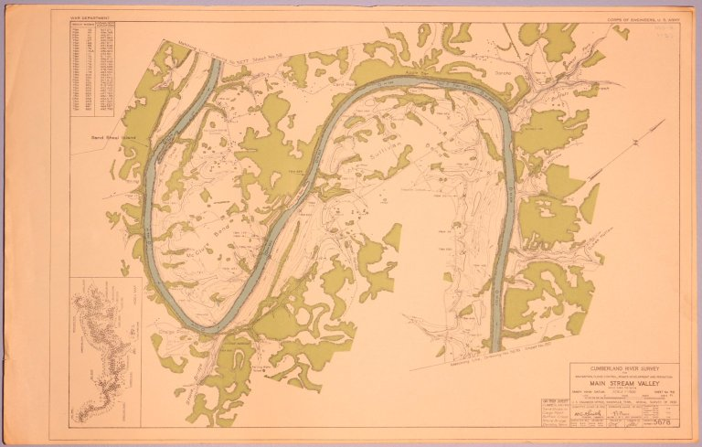 Cumberland River Survey 5678