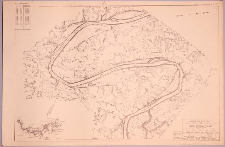 Cumberland River Survey 5673
