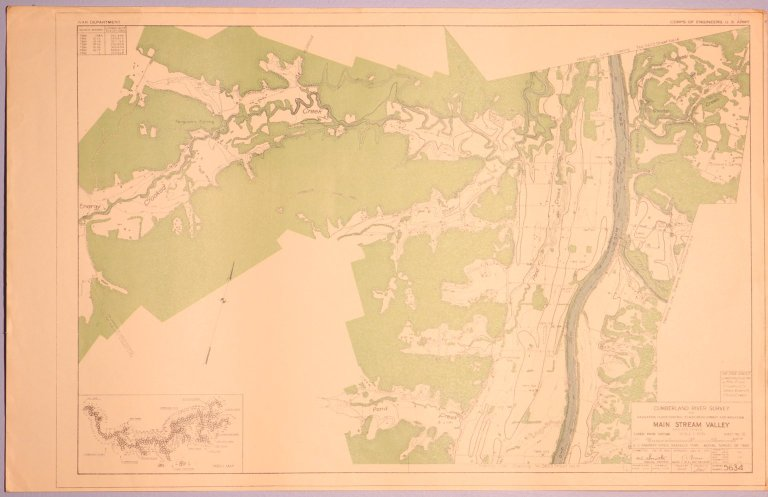Cumberland River Survey 5634
