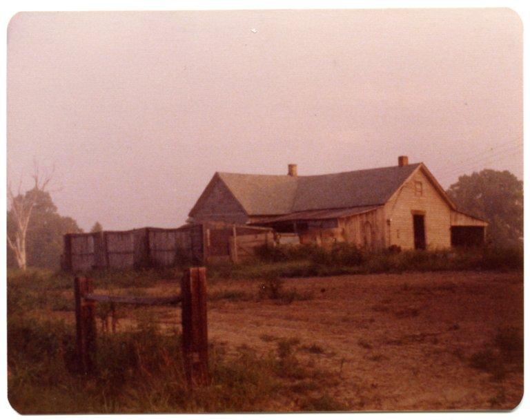 House on Noble Vaughn Farm