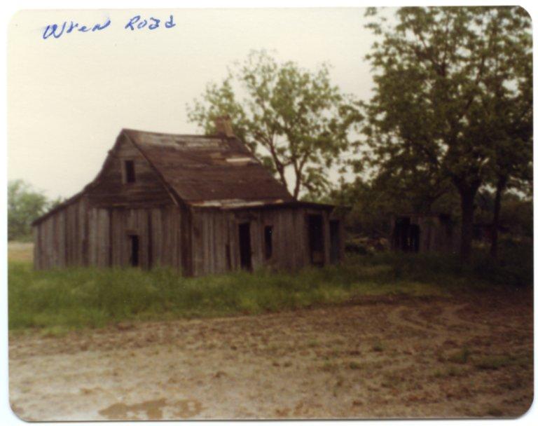 Barn on Wren Road