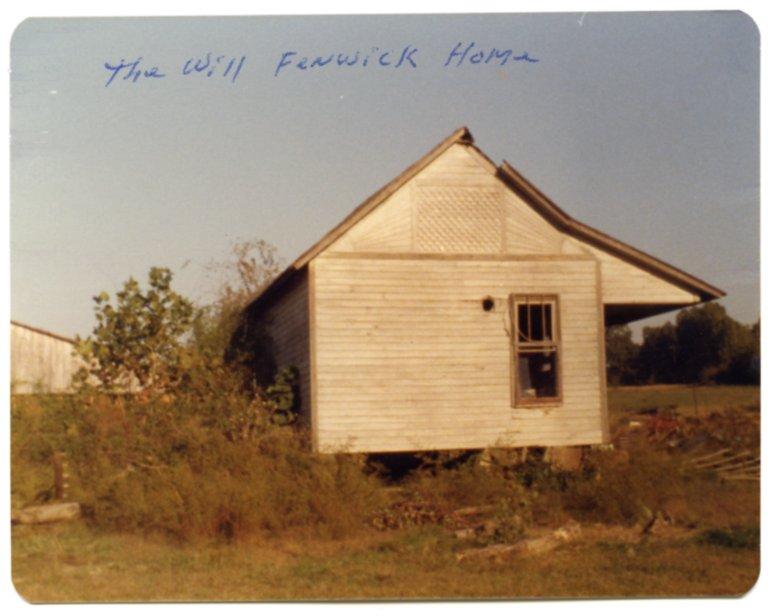 The Will Fenwick Farm House