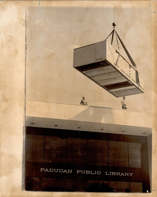 Paducah Public Library, 'Cool Rise'