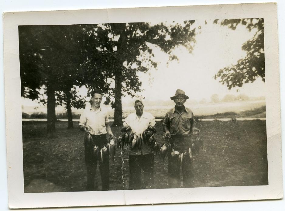 James, Maud, and William